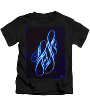 Flowing And Glowing, No. 1 - Kids T-Shirt