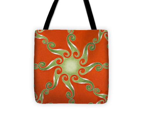 Infinity Duplicated, No. 1 - Tote Bag