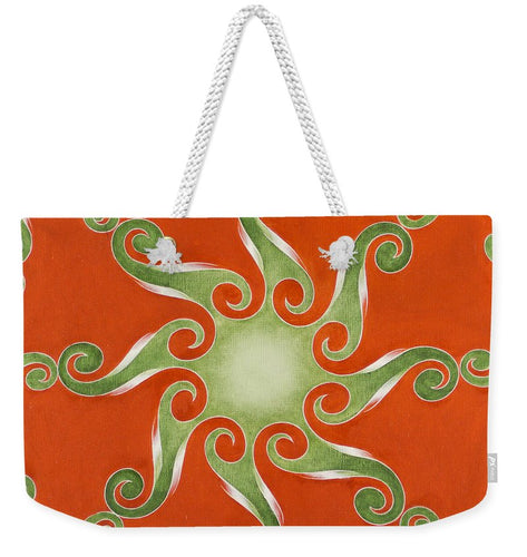 Infinity Duplicated, No. 1 - Weekender Tote Bag