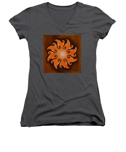 Points Of Infinity, No. 1 - Women's V-Neck T-Shirt
