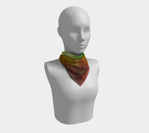 Atmosphere, No. 1 - Square Scarf