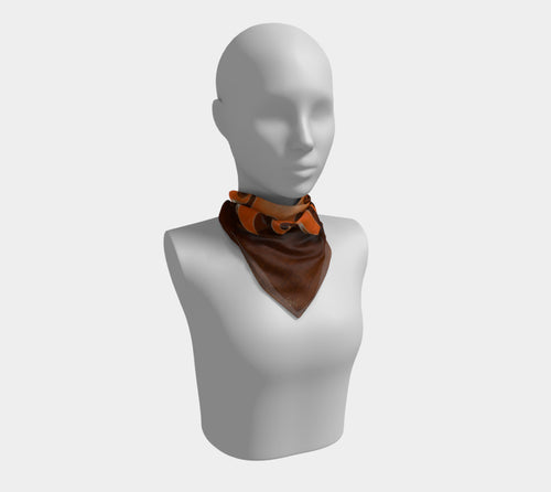Points Of Infinity, No. 1 - Square Scarf