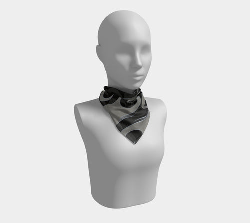 Step & Repeat, No. 4 - Square Scarf