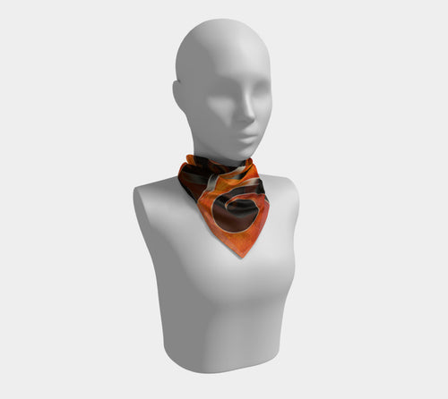 Unresolved, No. 2 - Square Scarf