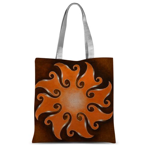 Points Of Infinity, No. 1 Tote Bag