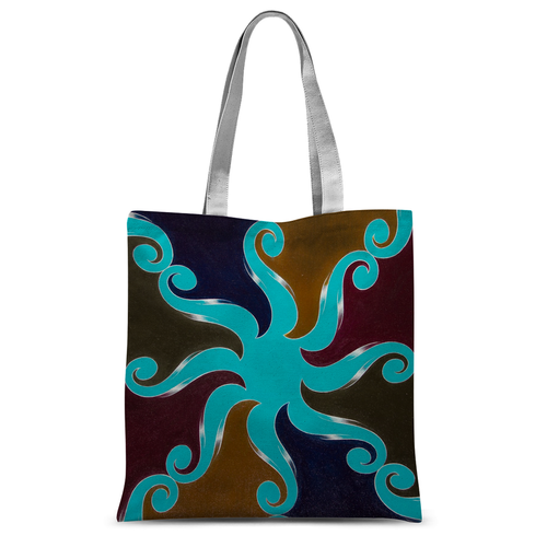 Points Of Return, No. 1 Tote Bag