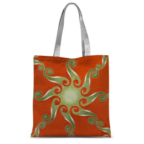 Infinity Duplicated, No. 1 Tote Bag