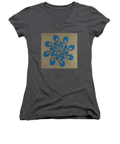 Revolver, No. 1 - Women's V-Neck T-Shirt