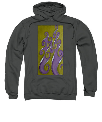 Swirl Lake, No. 1 - Sweatshirt