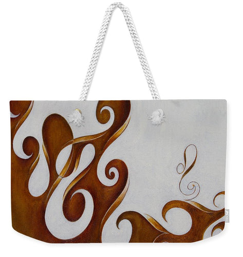 Yin And Yang, No. 1 - Weekender Tote Bag