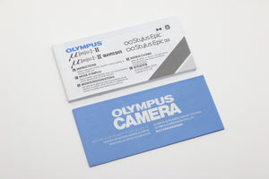 Olympus µ[mju:]-II (Double Boxed)