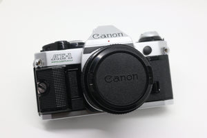 Canon AE-1 Program & 50mm 1.8 FDn Lens