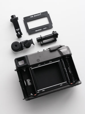 Mamiya 135 Panoramic Adaptor Kit (AD701) for Mamiya 7 Body