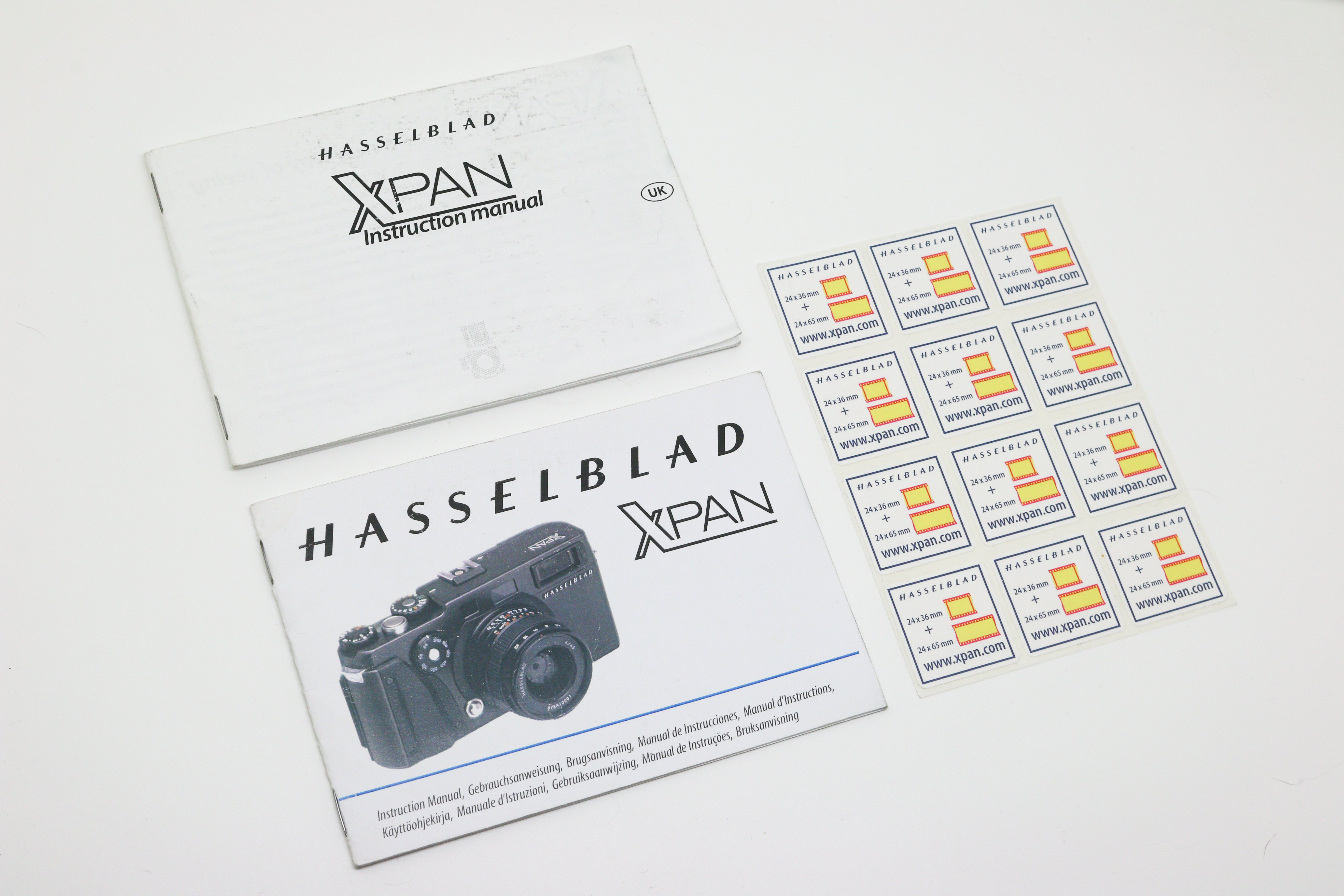Hasselblad XPan w/ 45mm Kit