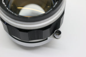 Canon 50mm 1.4 LTM w/ Leica M-Mount Adaptor
