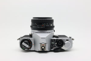 Pentax ME Super w/50mm 1.7 SMC Lens