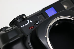 Mamiya 7 II Camera Body & N 80mm f/4 L Lens