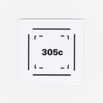 305c Stickers (Pack of 3)