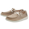 Women's Hey Dude Wendy Python Brown