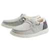 Women's Wendy Funk Wool Grey