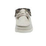 Women's Hey Dude Britt Cream Cheetah