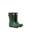 Hunter Original Short Rain Boots Hunter Green - WFS1000RMAHGR