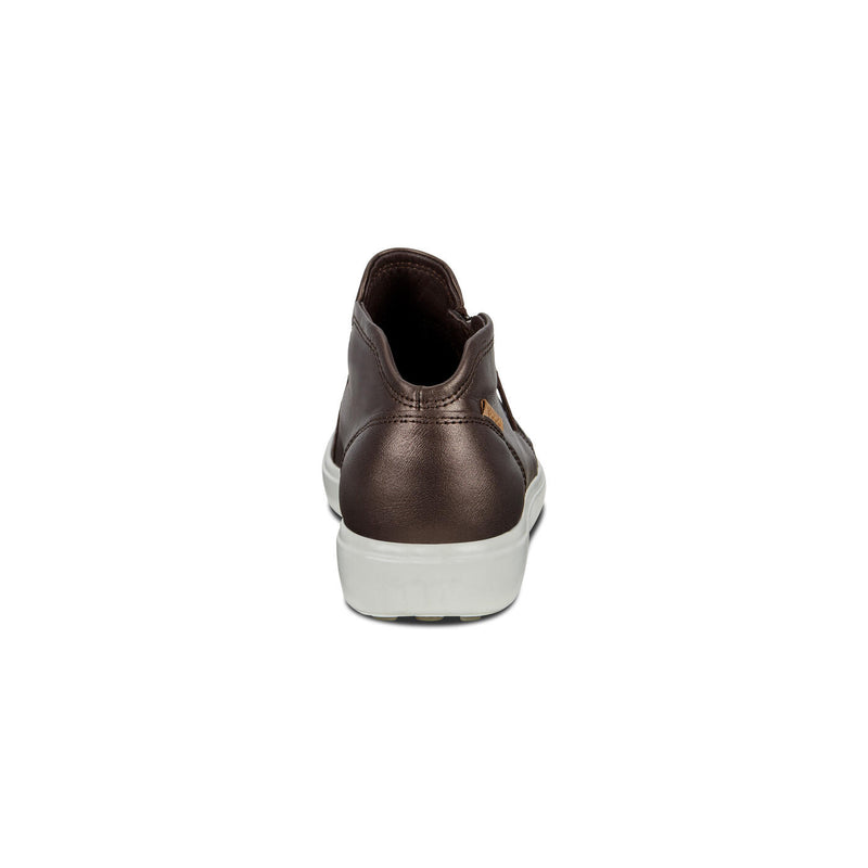 Women's ECCO Soft 7 Low Bootie Shale Metallic