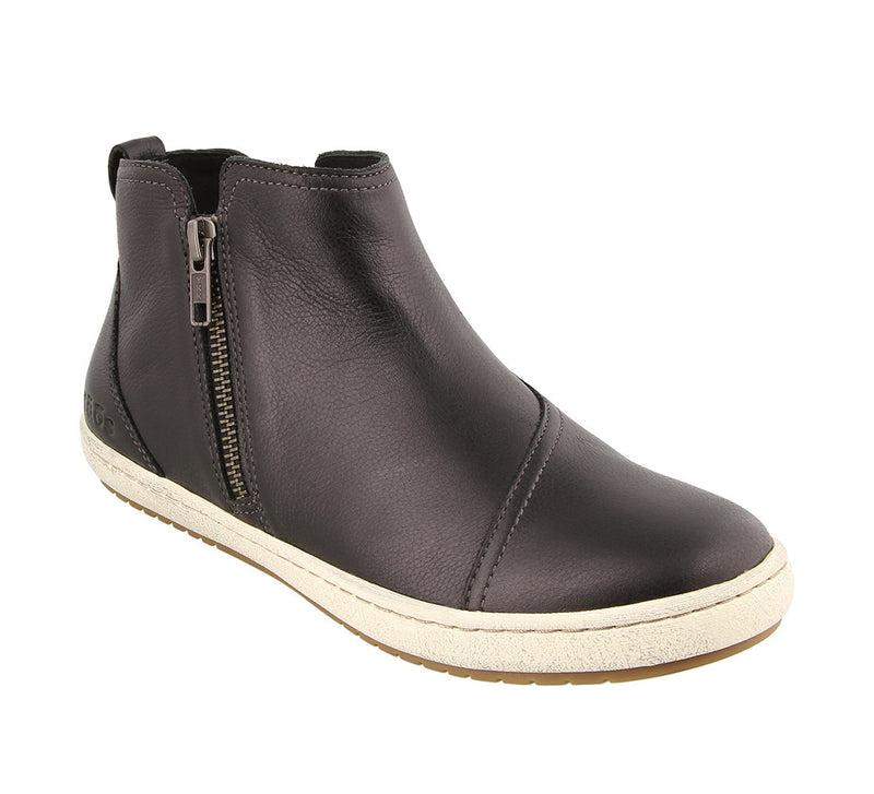Taos Bootsie Black Leather Supportive Athleisure Boots