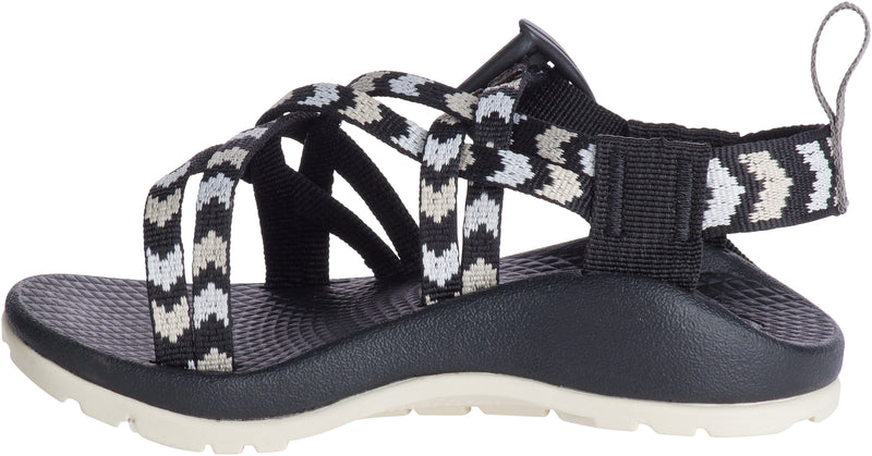 Kids Chaco ZX/1 EcoTread Fletched Black - J180069