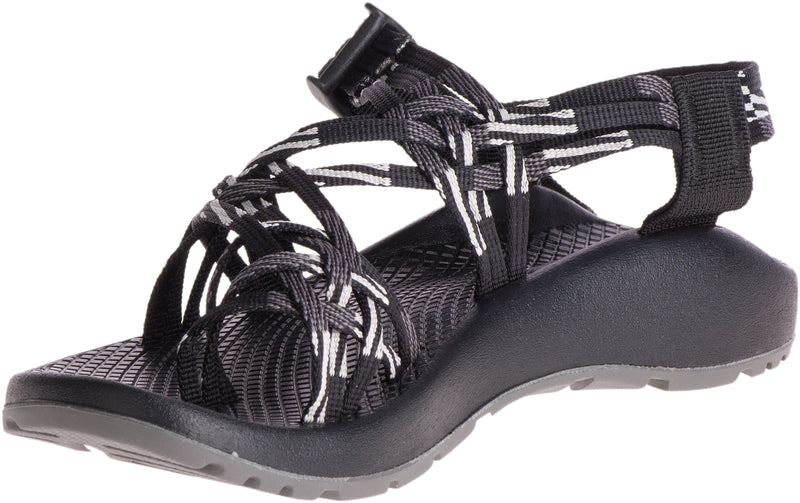 Women's Chaco ZX/3 Classic Scatter Black & White