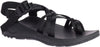 Women's Chaco Z/Cloud X2 Wide Solid Black