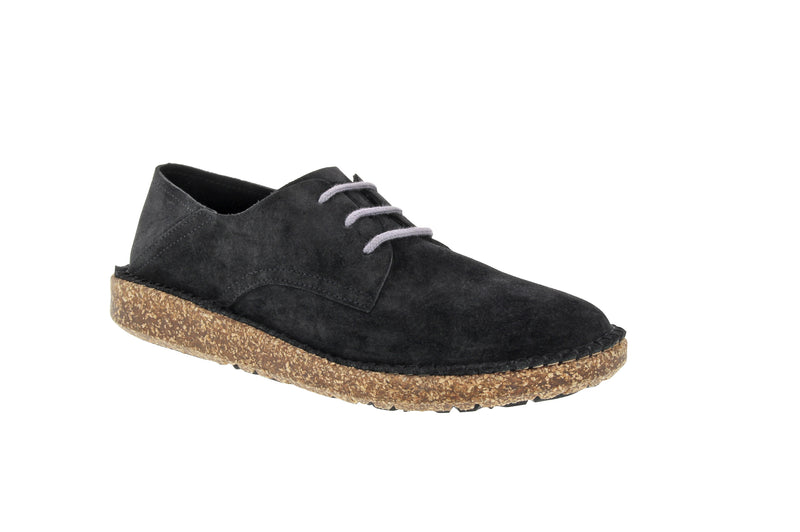 Birkenstock Gary Suede Leather Black