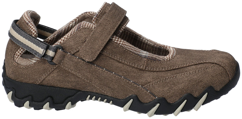 Women's Allrounder by Mephisto Niro Casual Comfort Slip-on Mary Jane Shoes