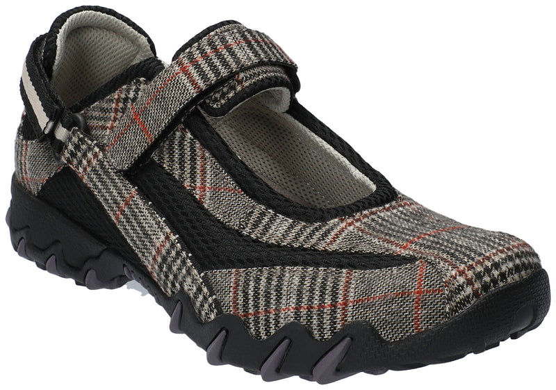 Women's Allrounder by Mephisto Niro Casual Comfort Mary Jane Shoes