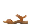 Taos Pioneer Tan Leather Supportive Sandals