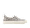 Taos Rubber Soul Grey Washed Canvas Supportive Sneakers