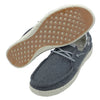 Men's Hey Dude Welsh Grey Houndstooth