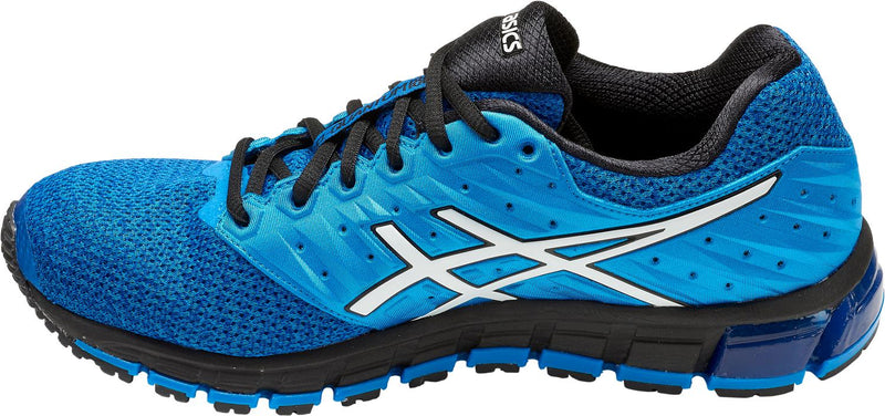 Men's Asics Gel-Quantum 180 2 MX Directoire Blue Neutral Cushioned Running Shoes