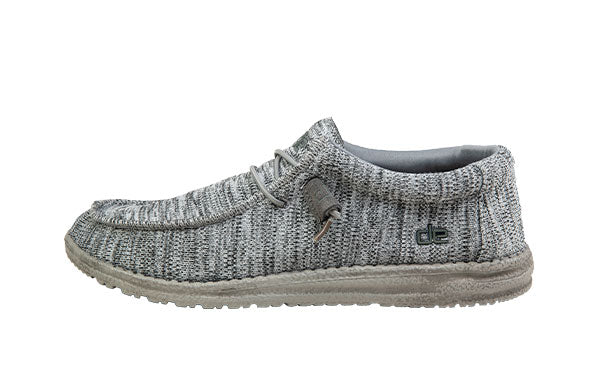 Men's Hey Dude Wally Sox Classic B Grey