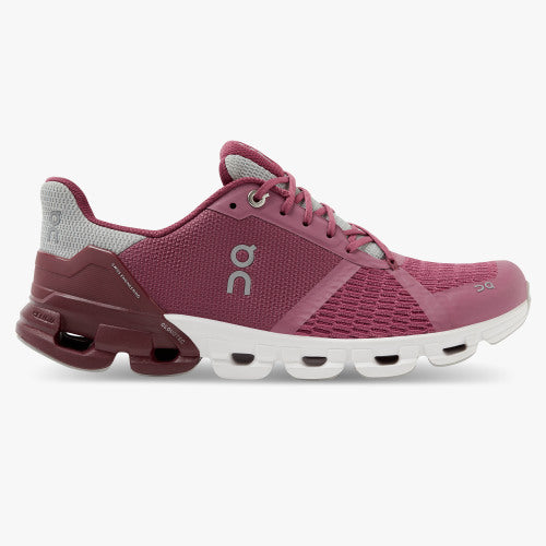 Women's On-Running Cloudflyer Magenta/Mulberry