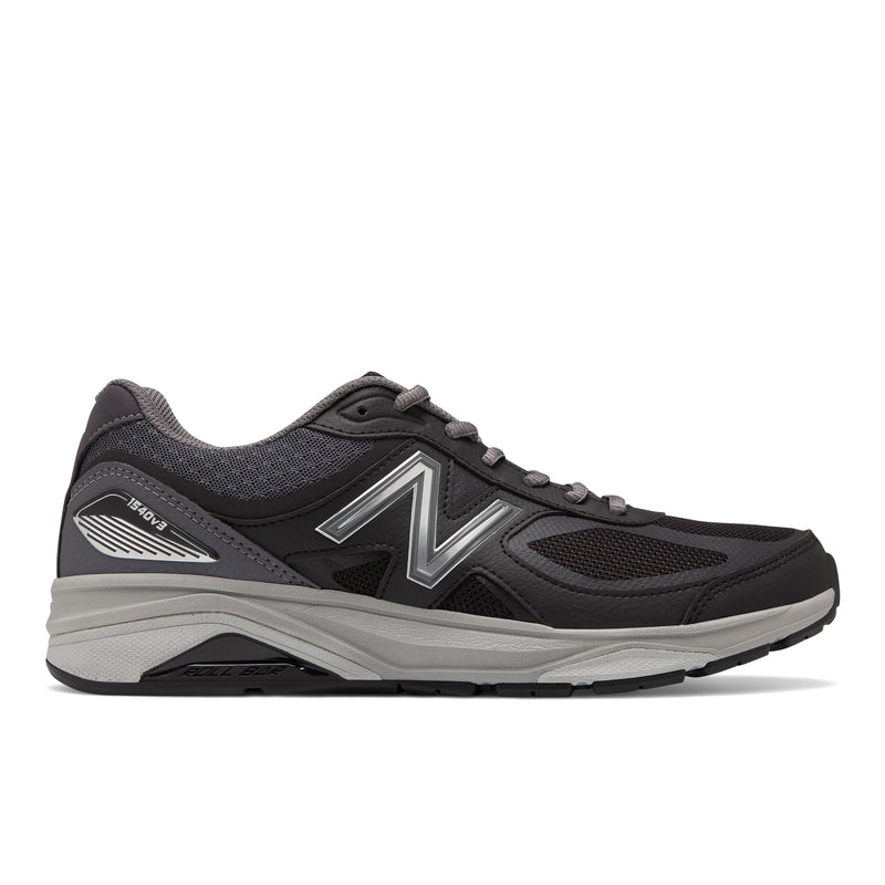 Men's New Balance M1540BK3 Stability Running Shoes with ROLLBAR