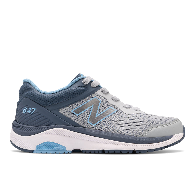 Women's New Balance WW847LG4 Neutral Stability Walking Shoes with ROLLBAR