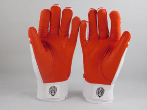 "Youth ""Crazy"" Clown Baseball Batting Gloves"