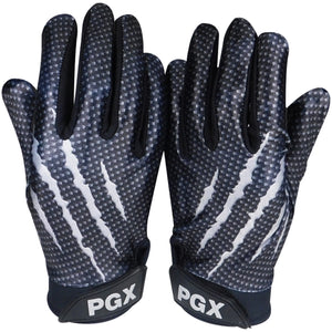 """Claw Marks"" Football Receiver Gloves"