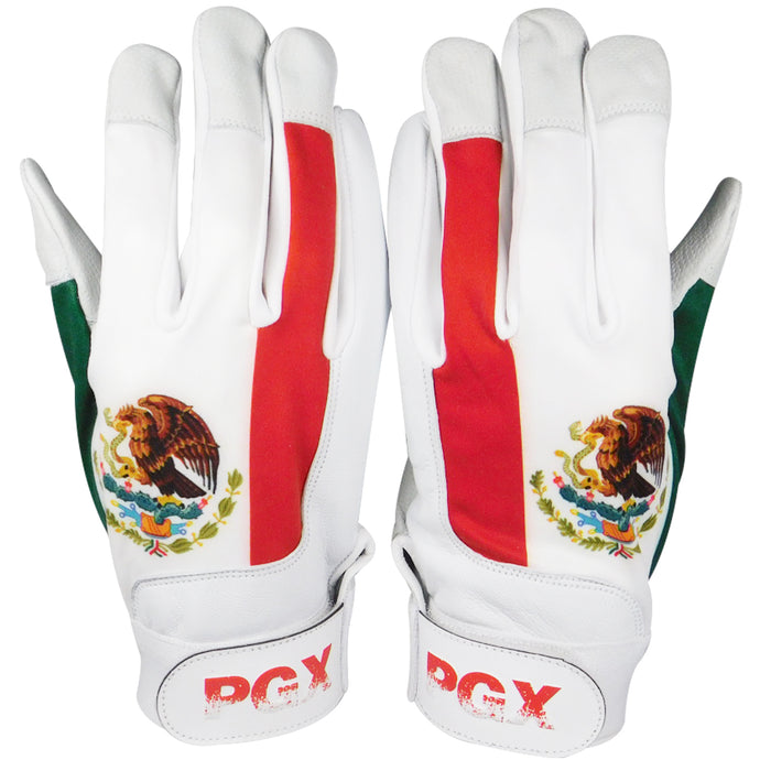 Mexico Baseball Batting Gloves