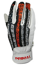 USA Firefighter Baseball Batting Gloves