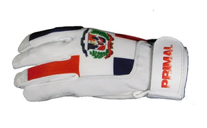 Dominican Republic Baseball Batting Gloves