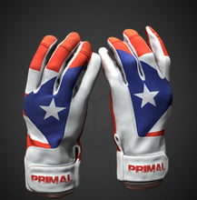 Puerto Rico Baseball Batting Gloves