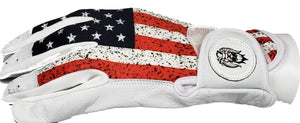 USA FLAG golf glove