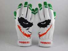 Primal baseball Smiley Joker Batting gloves